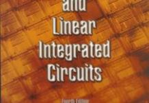 Op-amps and Linear Integrated Circuit Technology By Ramakant A. Gayakwad