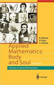 Applied Mathematics: Body and Soul: Calculus in Several Dimensions: 3