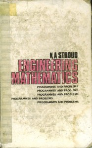 Engineering Mathematics: Programmes and Problems By K. A. Stroud