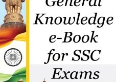 General Knowledge Ebook for SSC Exam