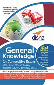 General Knowledge for Competitive Exams by Disha Experts
