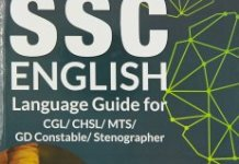 SSC English Language Guide for CGL