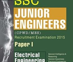 SSC Junior Engineer Electrical Engineering Paper 1 (CPWD/MES)