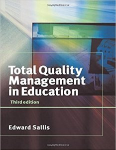 Total Quality Management in Education By Edward Sallis