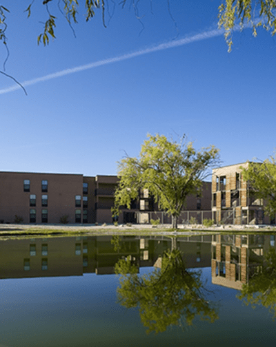 Chamisa Villiage, Student Housing, NMSU Campus
