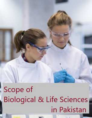 All Biological & Life Sciences Programs Scope Admissions & Universities in Pakistan fi