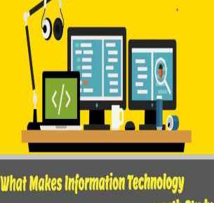 What Makes Information Technology worth Study - Top Reasons fi