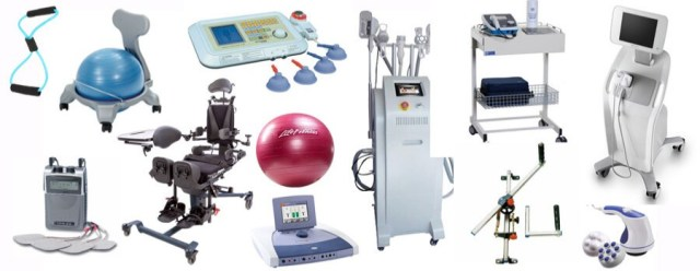 Instruments used Physiotherapy