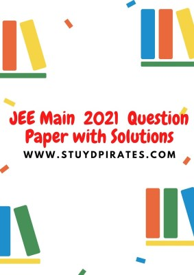 LOGO JEE MAIN 2021 QUESTION PAPER