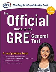 Official Guide to the GRE, ETS