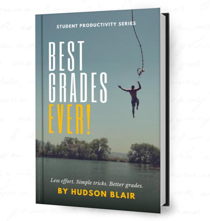 Best Grades Ever book