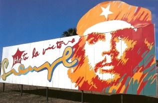 Hasta la victoria siempre billboard.