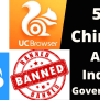 Tiktok Uc Browser Shareit Among 59 Chinese Apps Banned