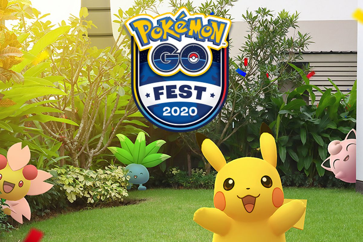 Pokémon Go Fest is being held online this year but you still need a ticket