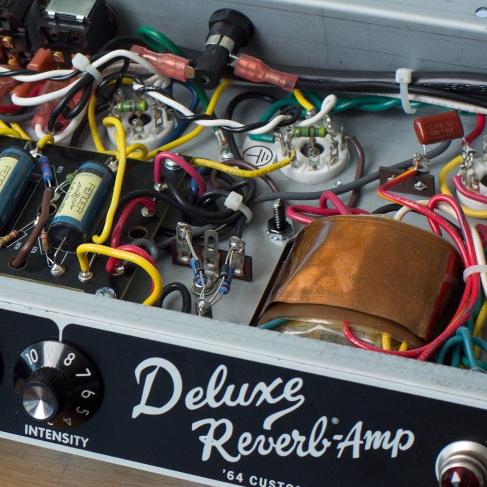 medium resolution of hand wired ab763 circuit