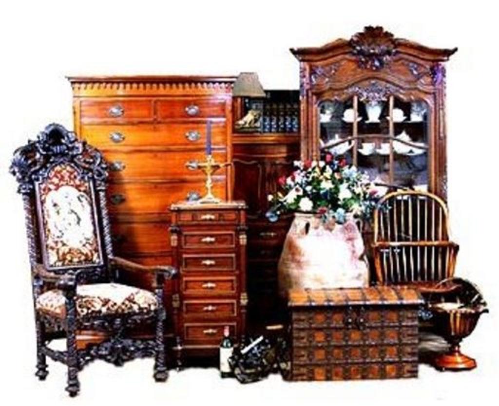 Selling Old Furniture Stuff After Death
