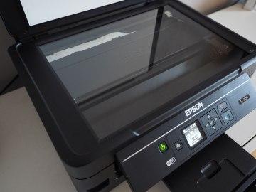 Epson EcoTank ET-2550 Scanner