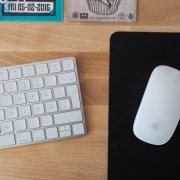 Apple Magic Keyboard und Magic Mouse 2
