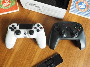 Vergleich zum PS Controller