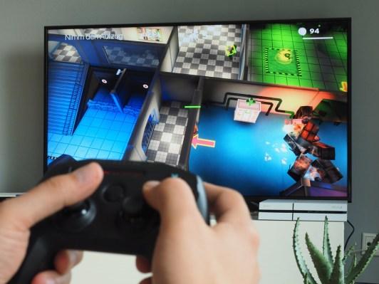 SteelSeries Nimbus Apple TV