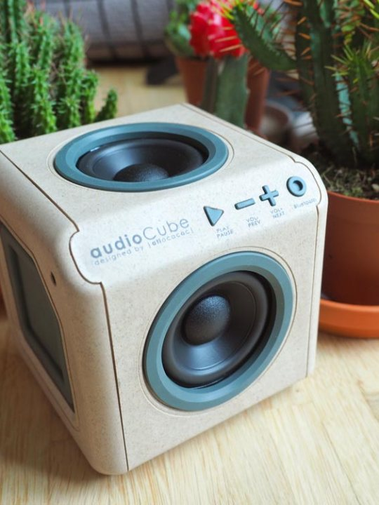 Allocacoc AudioCube