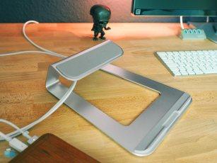 Urcover Macbook Ständer Vorne