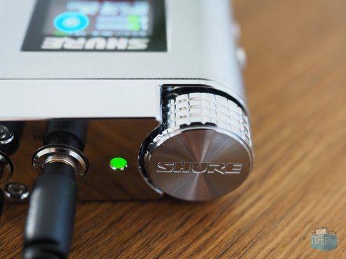 Shure SHA900 Volumeregler