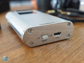 Shure SHA900 USB + Input Switch