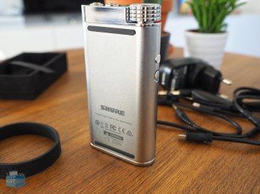 Shure SHA900 Unterseite