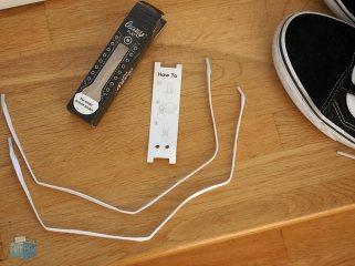 Leazy laces unboxed