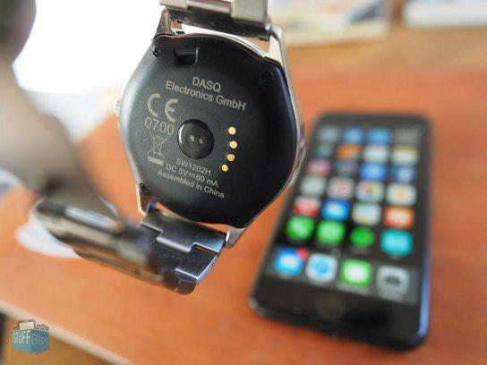 TIGER smartWATCH Sensor