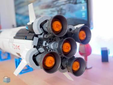 LEGO Saturn V Triebwerke
