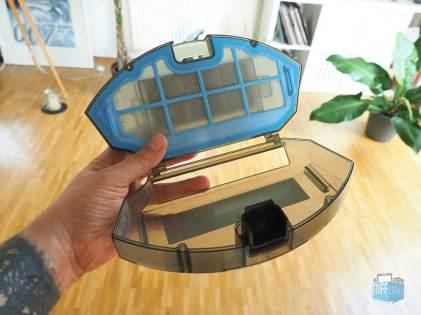 eufy RoboVac 11 Saugroboter Staubbehälter