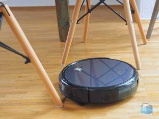 eufy RoboVac 11 Saugroboter Stühle