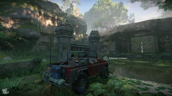 Uncharted - The Lost Legacy - Gameplay