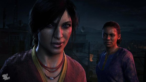 Uncharted - The Lost Legacy - Charaktere