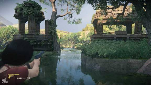 Uncharted Gameplay