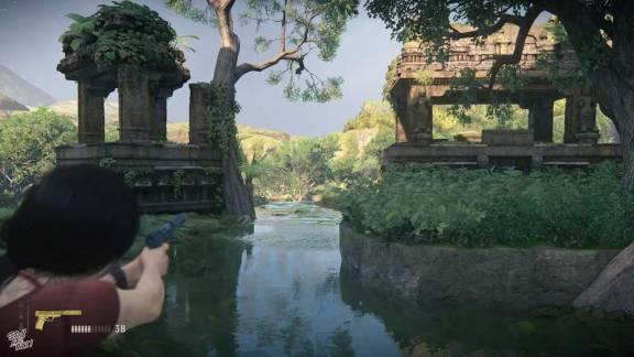 Uncharted Gameplay