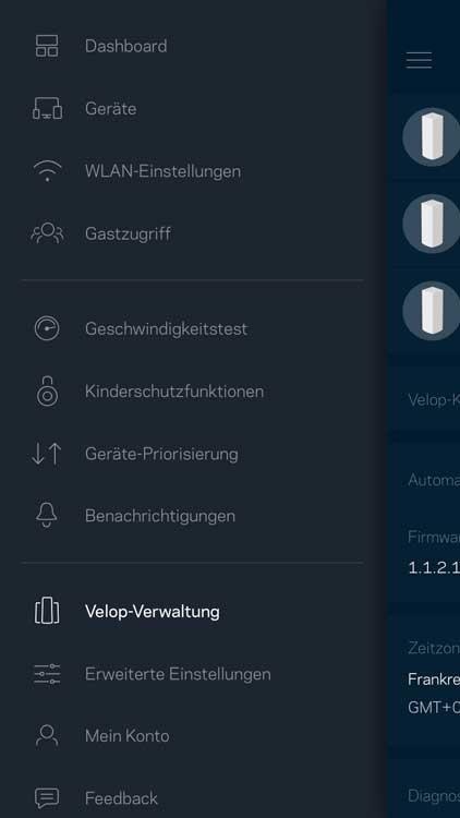 Linksys App