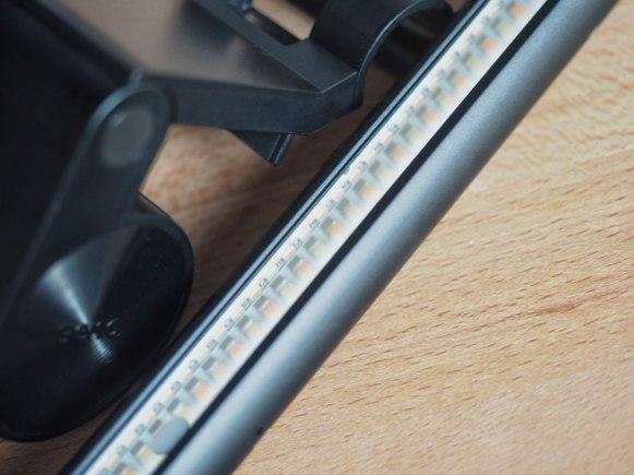 BenQ ScreenBar LEDs