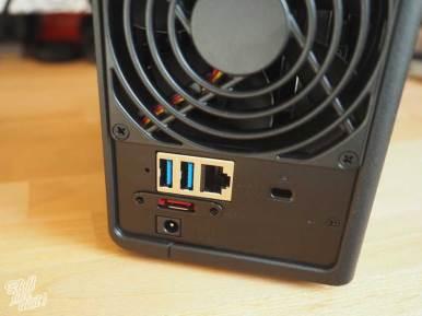 2x USB 3.0 für externe Devices