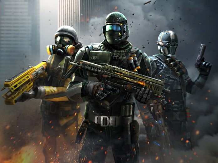 modern-combat-5 Best free games for iPhone in 2019