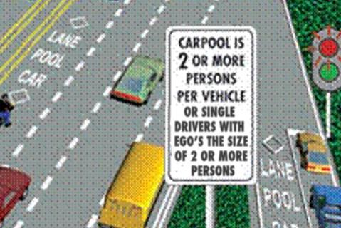 carpoollane