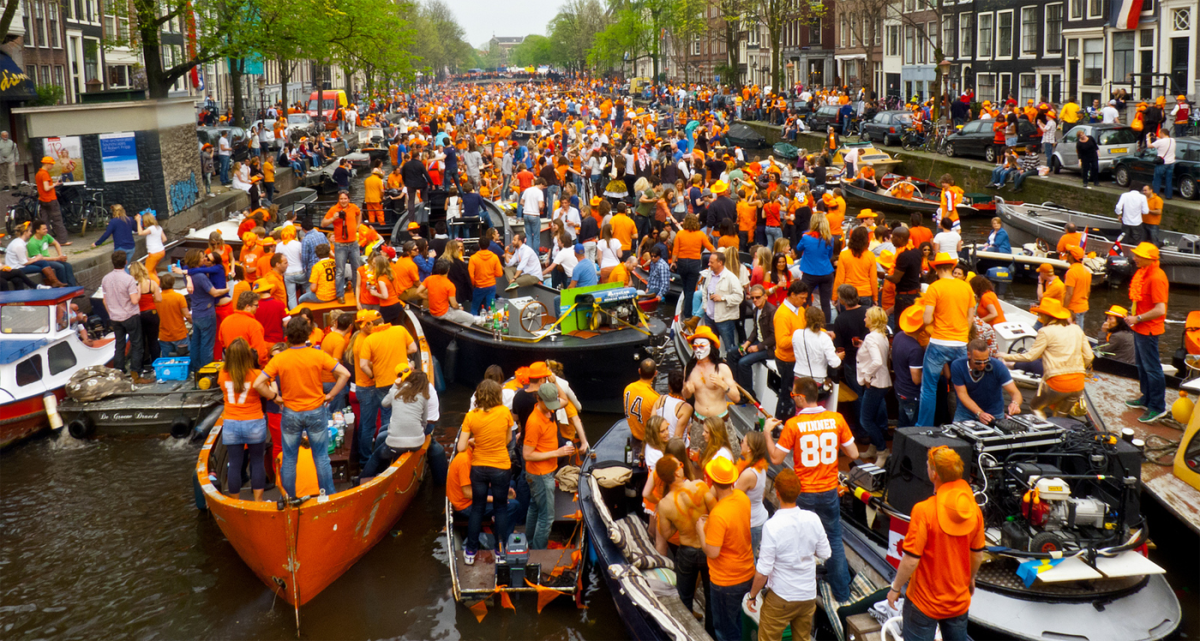 No.58: King's Day (Koningsdag)