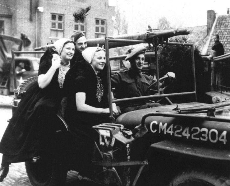 liberation holland