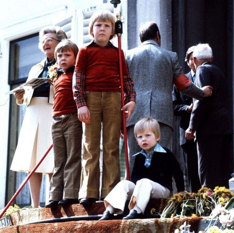 queensday juliana willem-alexander