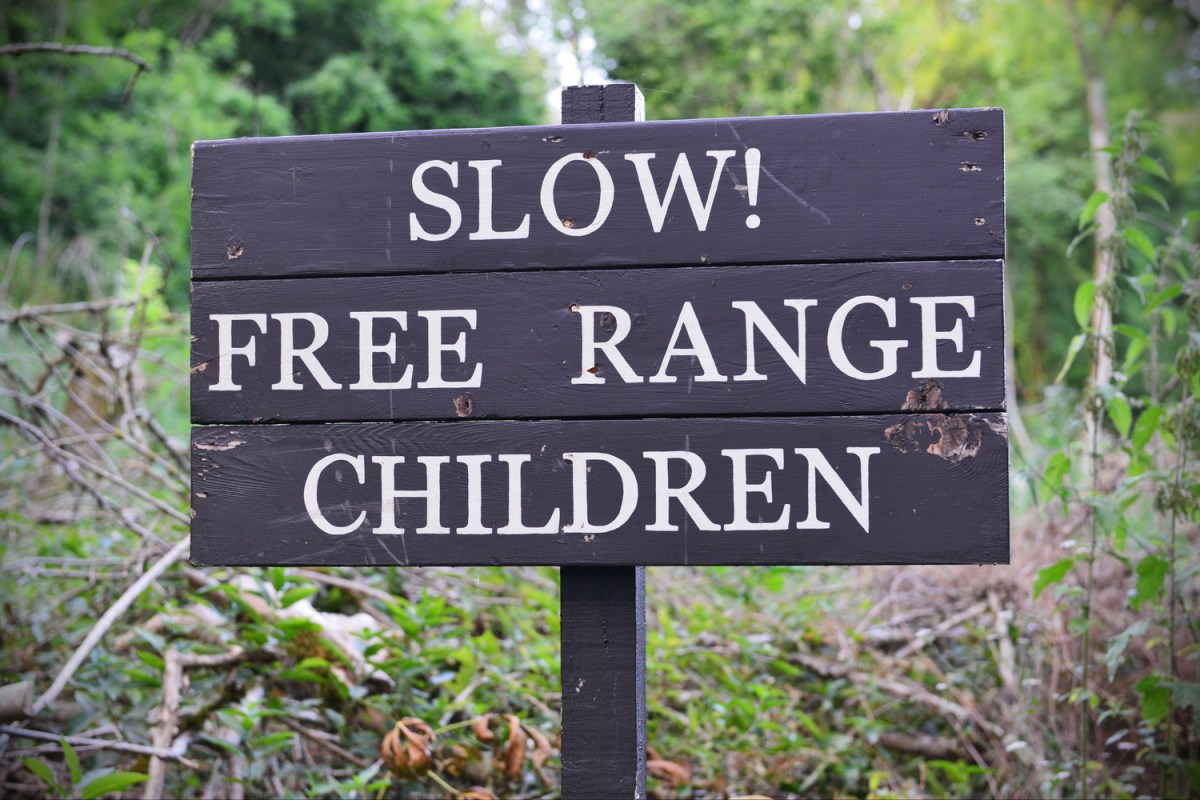 "The Dutch and their ""free-range"" kids"