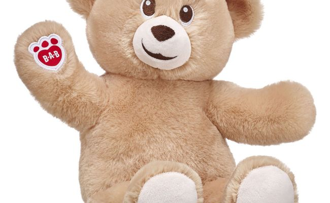 Build A Bear Donated 5000 Stuffed Animals To The Red Cross