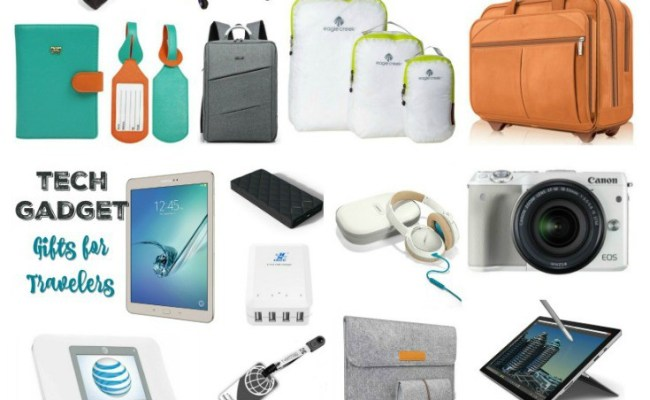 Awesome Gifts For Travelers With Wanderlust Love
