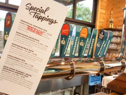 Delicious beers on tap!